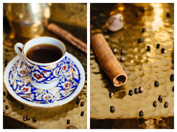 How to Make Moroccan Spiced Coffee