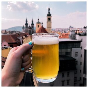 Prague Beer Tour – Brews & Views with Eating Prague