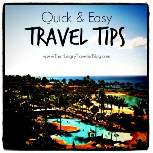 Quick & Easy Travel Tip: Booking Hotels