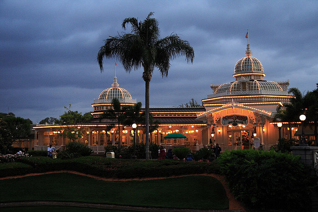 9 Best Restaurants at Disney's Magic Kingdom #Travel #Disney #MagicKingdom