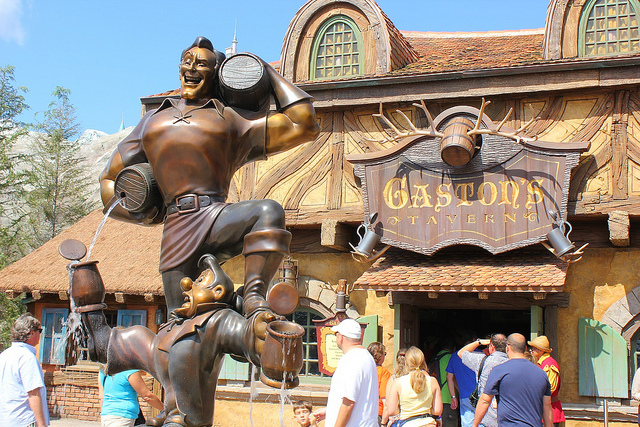 9 Best Restaurants at Disney's Magic Kingdom #Disney #Food #DisneyDining #Restaurants #Travel