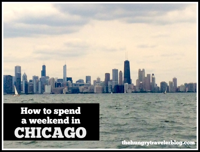Weekend in Chicago #Chicago #Weekend #Travel