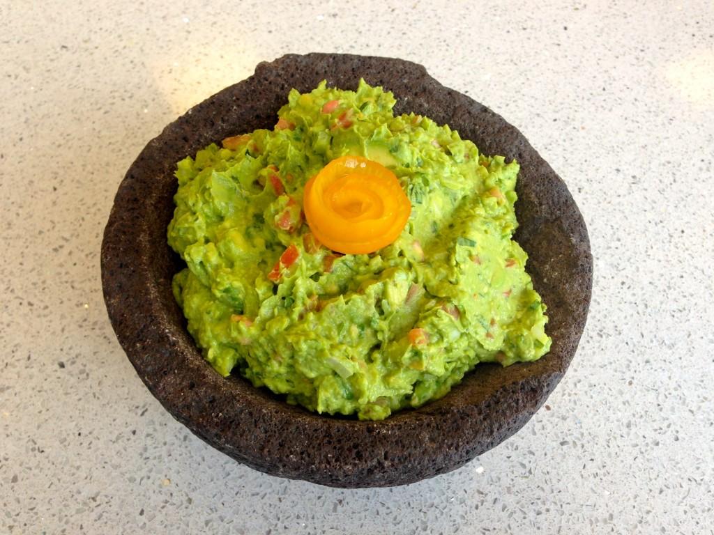 #Spicy Guacamole #Spicy #Guacamole - www.thehungrytravelerblog.com