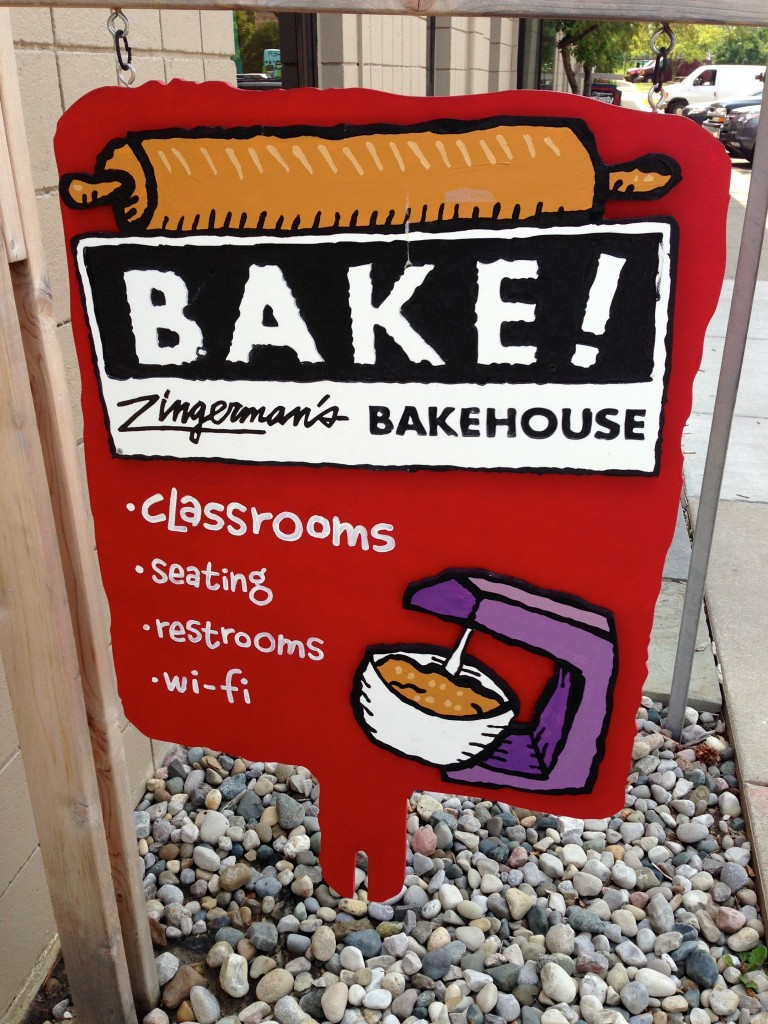 Zingerman's BAKE! #Zingermans #BakewithZing
