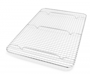 Essential Kitchen Equipment: Wire Cooling Rack from Chicago Metallic available at Sur La Table #cookware #cooking #kitchen