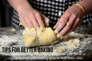 Tips for Better Baking - Learn how to become a better baker!