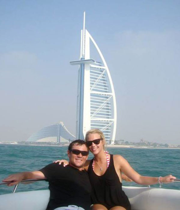 Burj-Al-Arab | The Hungry Traveler Interview with Hannah Casey: An American Expat in Dubai | The Hungry Traveler