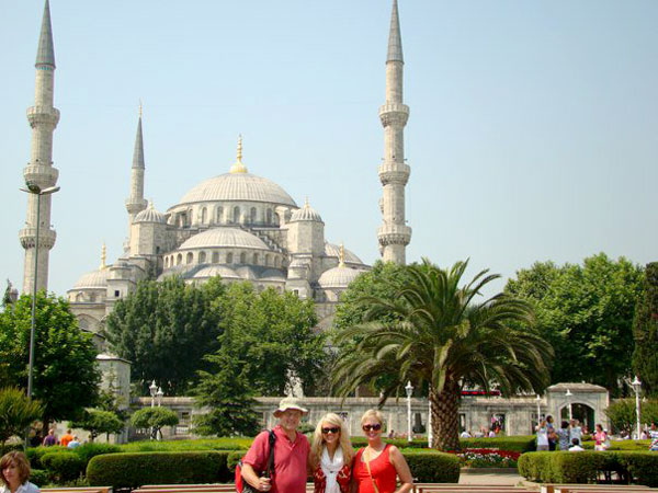 Hagia Sophia | The Hungry Traveler Interview with Hannah Casey: An American Expat in Dubai  | The Hungry Traveler