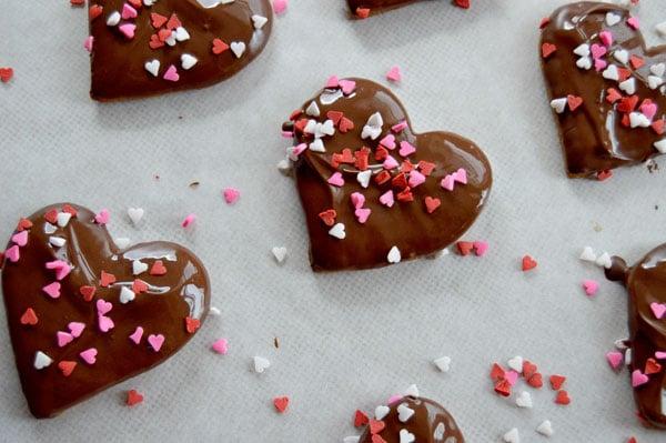 Lebkuchen German Gingerbread Cookies
