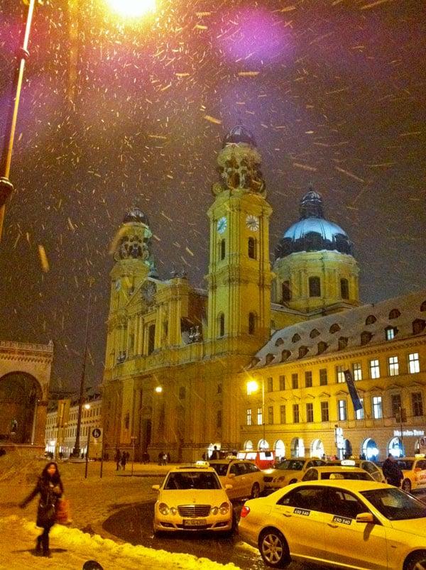 Munich_Snow