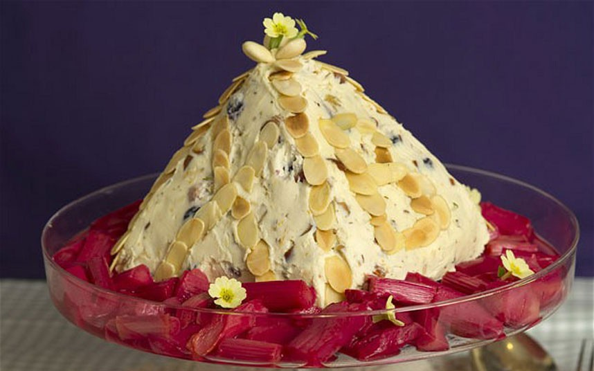 Russian Pashka: 11 Easter Recipes from Around the World | www.TheHungryTravelerBlog.com