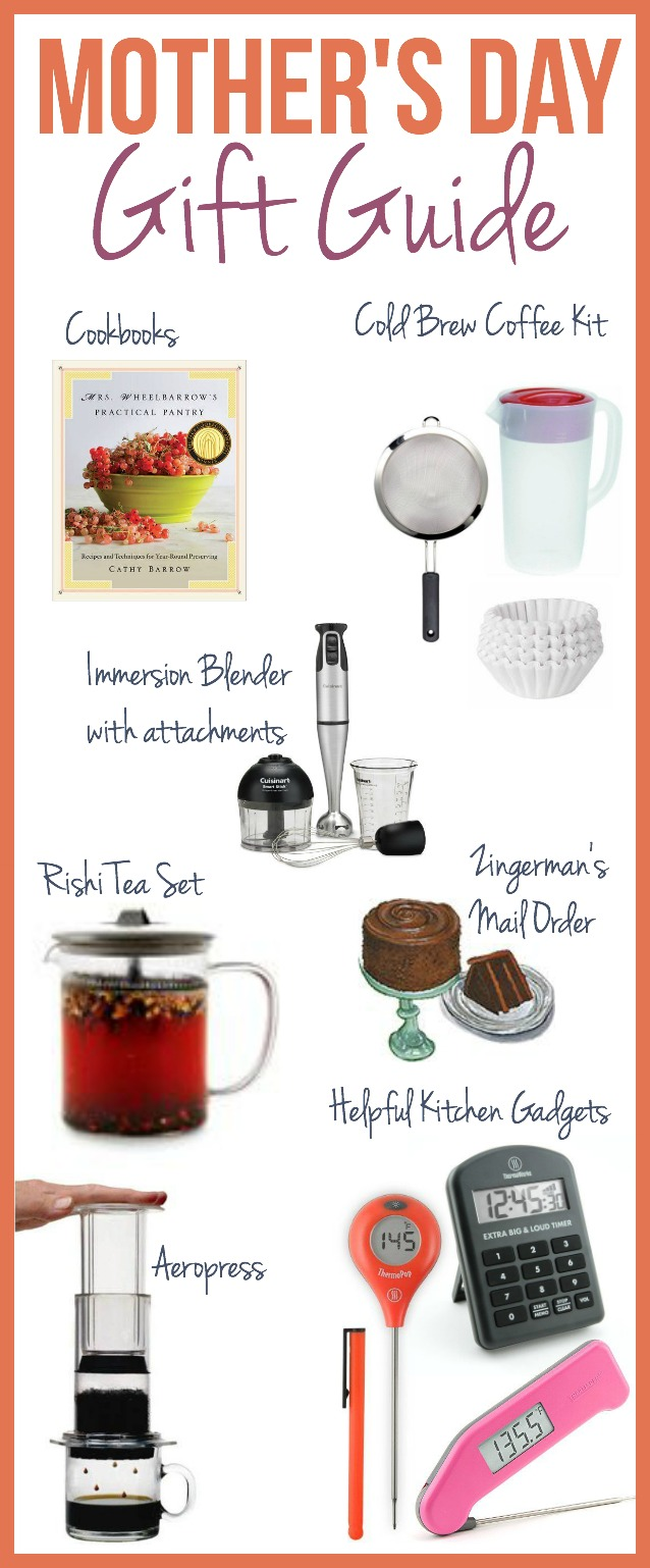 Mother's Day Gift Guide | www.TheHungryTravelerBlog.com