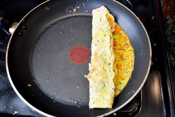 Korean Egg Roll