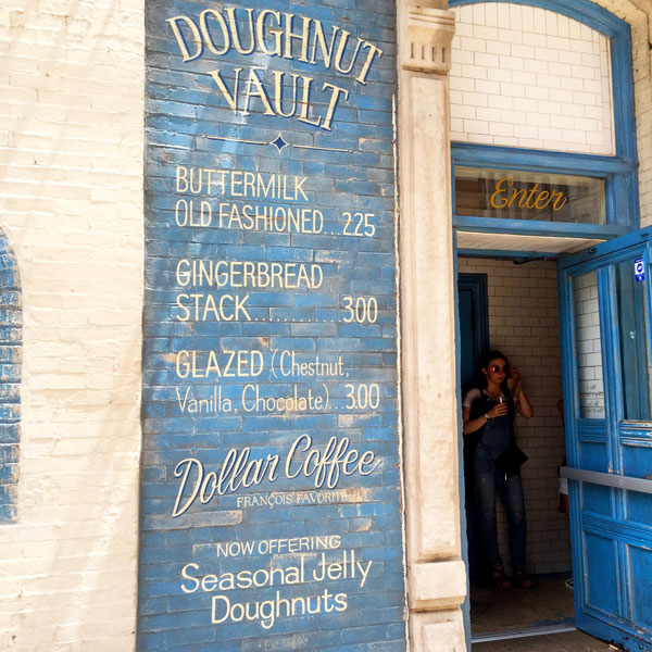 The Doughnut Vault | 10 Bakeries to Visit in Chicago