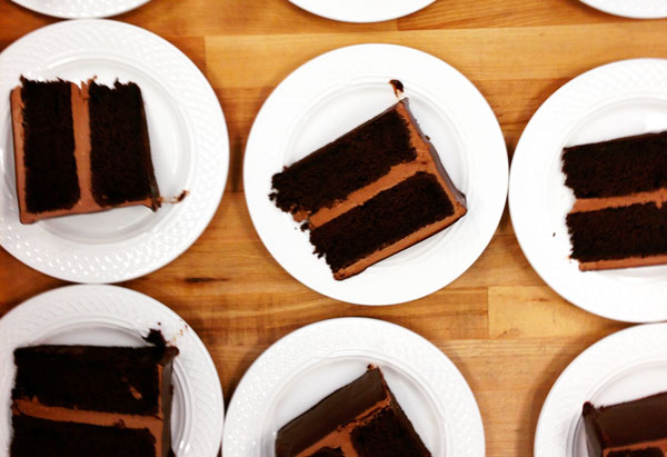 Tips for Better Baking: always sift cocoa powder before using it in a recipe.