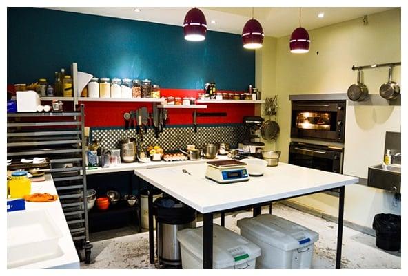 学习如何让法国小酒馆甜点厨师'类烹饪学校在巴黎