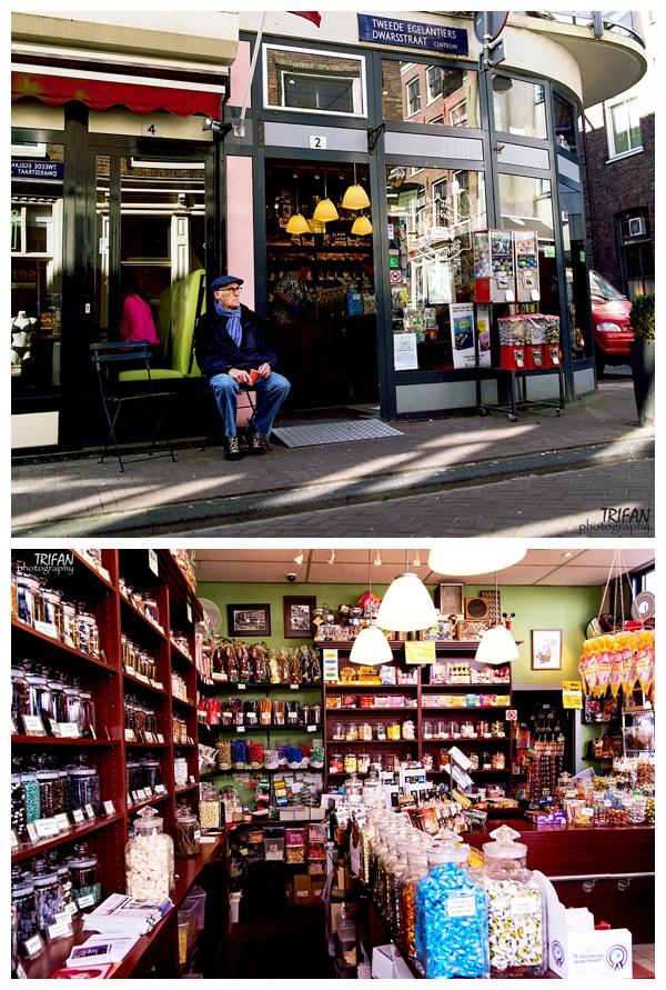 Het Oud-Hollandsch Snoepwinkeltje | Eating Amsterdam Food Tour - Jordaan Food and Canals Tour