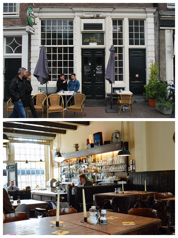 Cafe de Prins | Eating Amsterdam Food Tour - Jordaan Food and Canals Tour