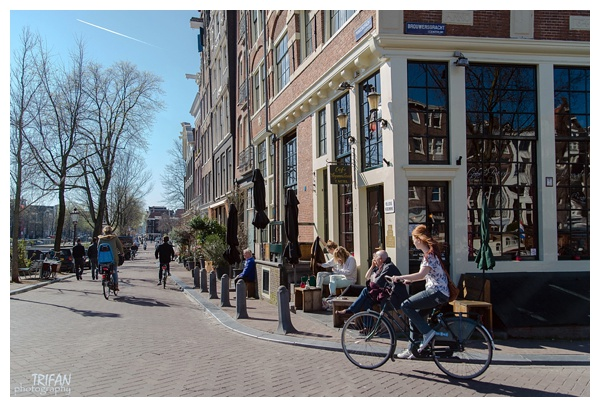 Cafe Papeneiland | Eating Amsterdam Food Tour - Jordaan Food and Canals Tour