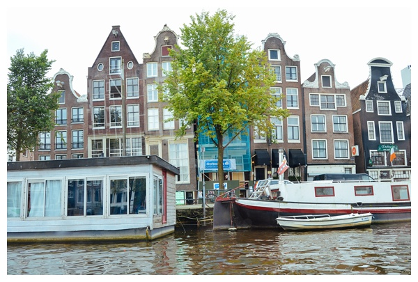 Amsterdam Houses | Eating Amsterdam Food Tour - Jordaan Food and Canals Tour