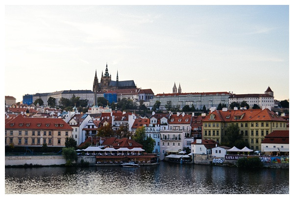 A-View-of-Prague-Castle | foods to eat in prague