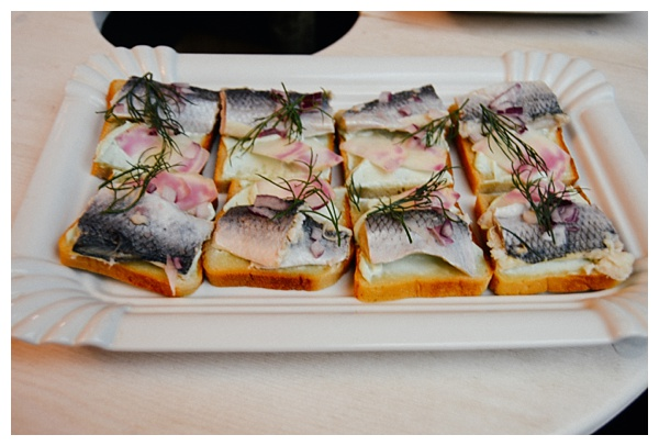 Herring-Sandwiches-in-Prague | foods to eat in prague