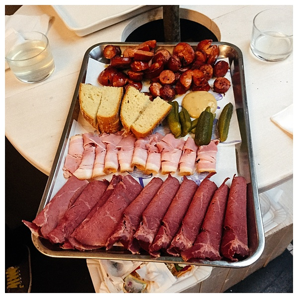 Platter-of-Sausages-on-Eating-Prague-Food-Tour | Foods to Eat in Prague