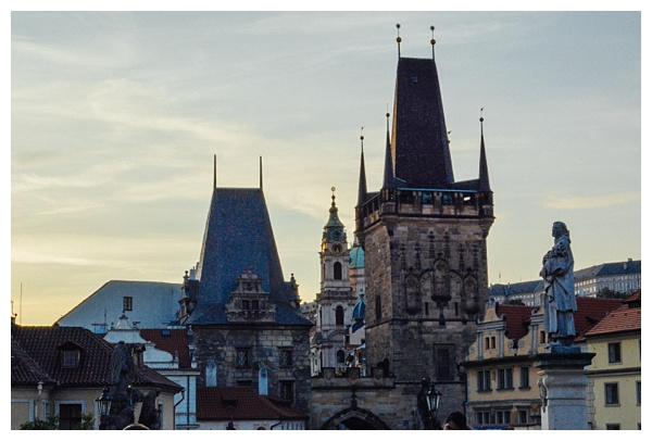Sunset-in-Prague | Foods to Eat in Prague