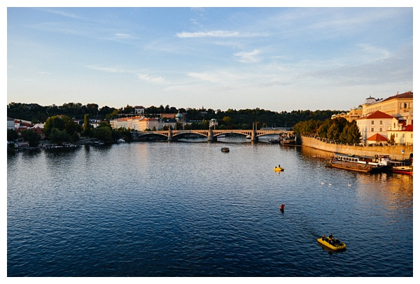 The-Charles-River-in-Prague | foods to eat in prague