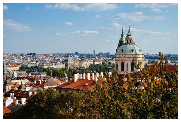 View-of-Prague | foods to eat in prague