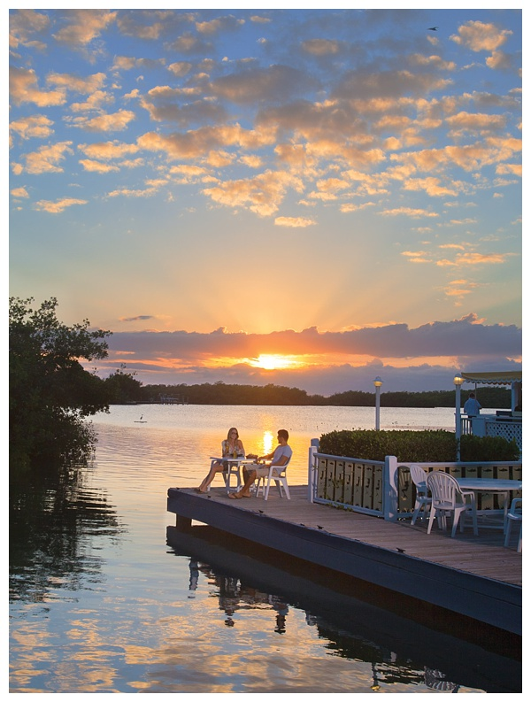 Sunset in Islamorada | Where to Eat in Islamorada