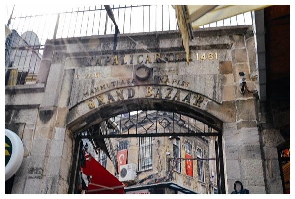 Istanbul Grand Bazaar Tour