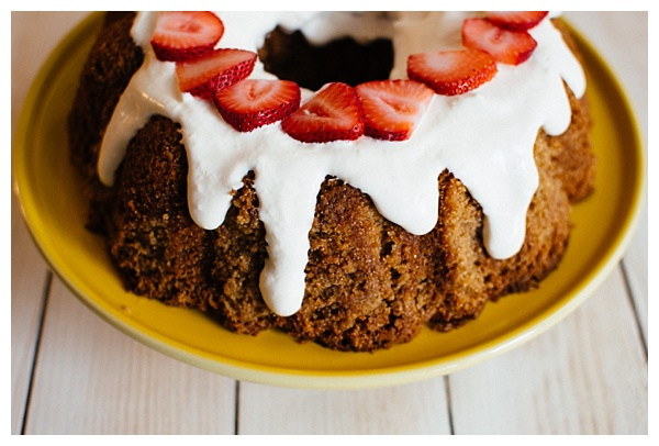 Whole Wheat Pound Cake -- an old fashioned pound cake modernized with nutritious whole wheat, toasty muscovado brown sugar, and rich creme fraiche.