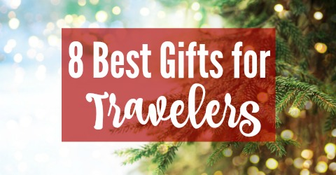 9 Best Gifts for Travelers — My favorite gadgets, tools and gift ideas for any traveler on your list. Fun, affordable and extremely helpful gifts!