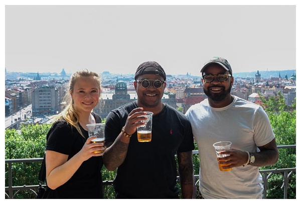 Prague Beer Tour -- The best beer and the best places to drink beer in Prague! This is a must for any beer lover visiting Prague!