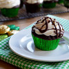 Guinness, Bailey's and Jameson Irish Cupcakes