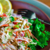 Ranch-Flavored Cole Slaw from The Heritage Cook