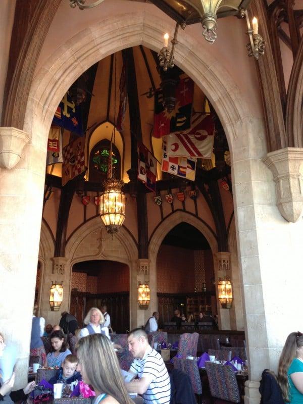 Best Restaurants At Disneys Magic Kingdom - Magic kingdom table service restaurants