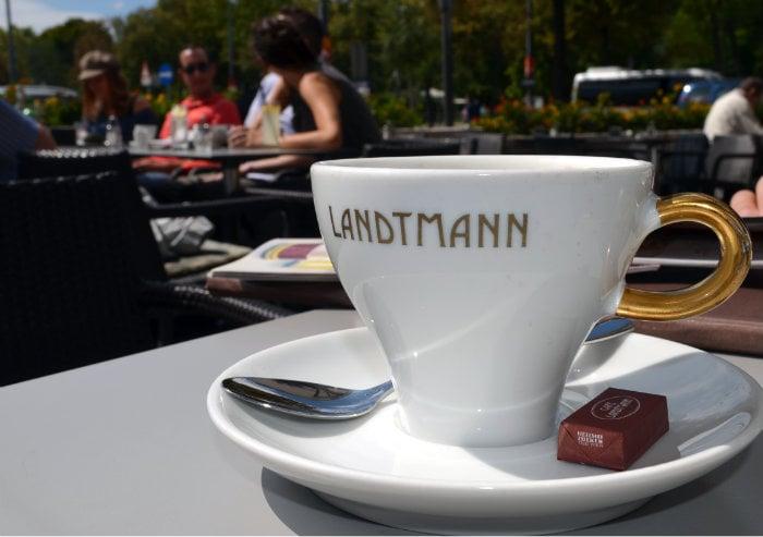 Indulging in Viennese Cafe Culture #Vienna #Austria #Travel #Europe #Coffee