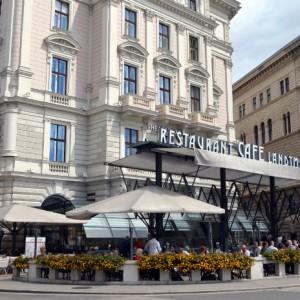 Cafe Culture in Vienna, Austria