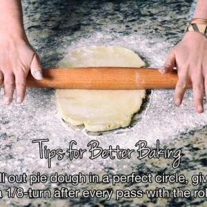 Tips for Better Baking – Week Four