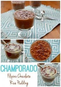 Champorado filipino chocolate rice pudding champorado filipino chocolate rice pudding rice pudding around the world thehungrytravelerblog forumfinder Choice Image