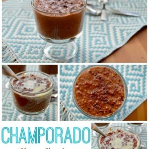 Champorado - Filipino Chocolate Rice Pudding | Rice Pudding Around the World | www.TheHungryTravelerBlog.com