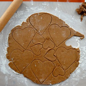 Lebkuchen German Gingerbread Cookies