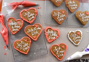 Lebkuchen German Gingerbread Cookies The Hungry Traveler