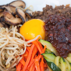 Bibimbap - 5 Must Try Korean Recipes from Hungry Gopher | www.TheHungryTravelerBlog.com
