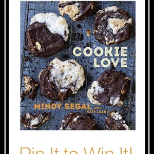 Pin It to Win it! Enter to win Cookie Love by Mindy Segal at www.TheHungryTravelerBlog.com