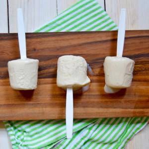 Banana Coconut Paletas | www.thehungrytravelerblog.com