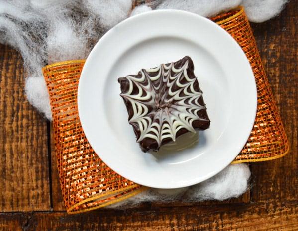 halloween brownies wwwthehungrytravelerblogcom - Halloween Brownie Recipe