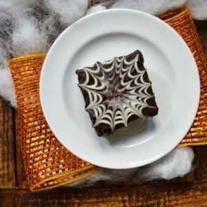 Halloween Brownies | www.TheHungryTravelerBlog.com